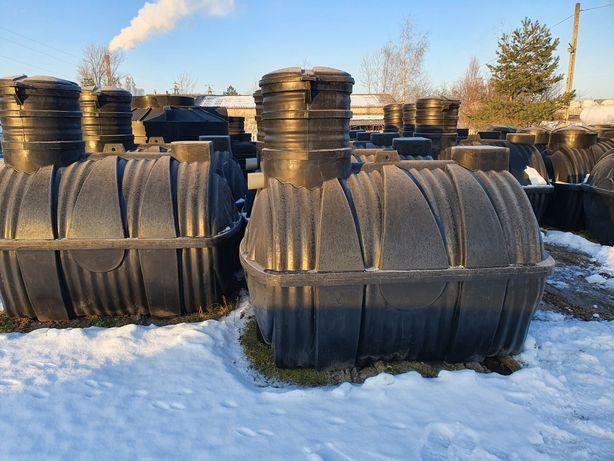 Przydomowy Zbiornik Retencyjny Deszczówkę 3000 litrow