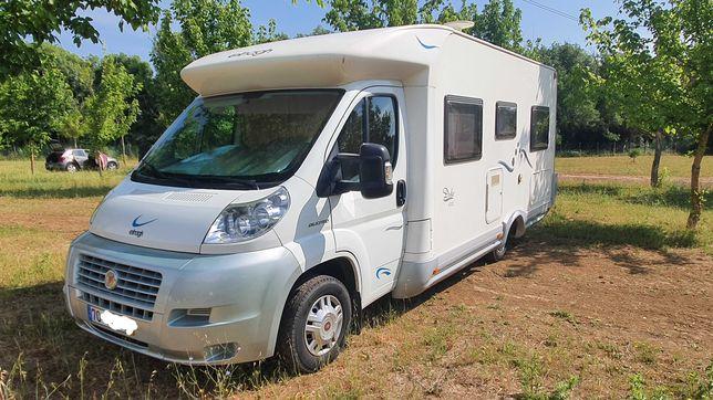 Autocaravana perfilada FIAT ELNAGH c/7 mts - 60.000kms