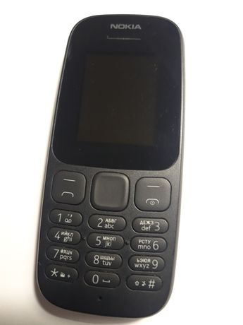 телефон Nokia 105 1-sim