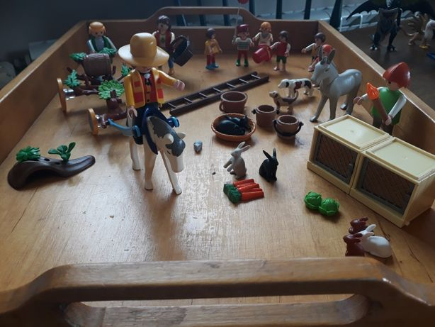 Playmobile wioska