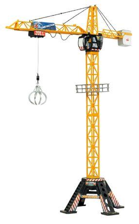 Dźwig, żuraw Dickie 120 cm (możliwa zamiana)