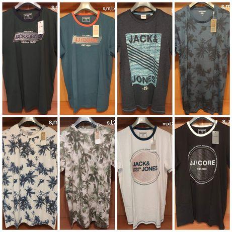 Мужские оригинальные футболки jack&jones