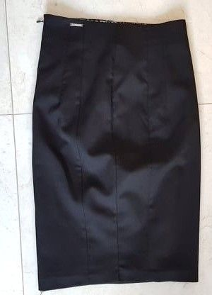 Orsay Ołówkowa spódnica z wysokim stanem rozm. 34
