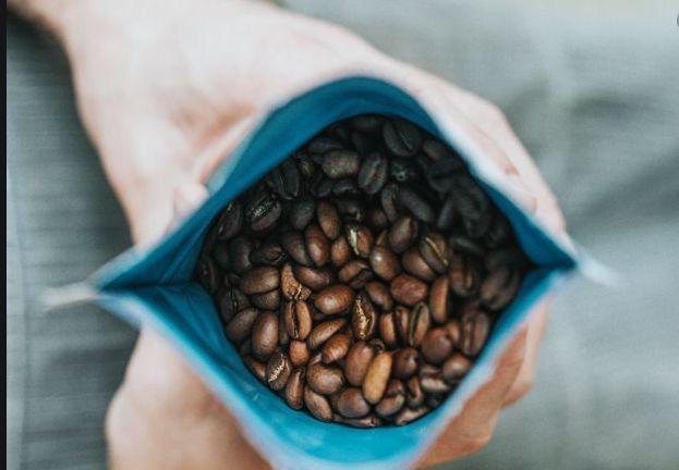 Очень ЯРКАЯ смесь кофе зернах для любителей ЭКСКЛЮЗИВНОГО вкуса