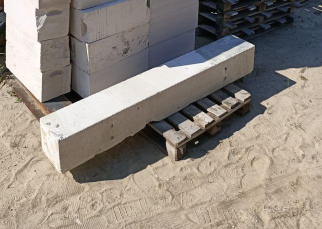 Belka nadprożowa 175x24x24 solbet nadproże beton komórkowy zbrojona