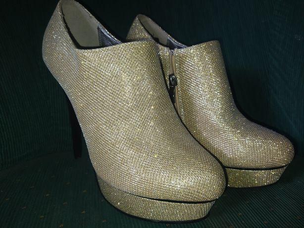 Туфли Ботинки 40 размер