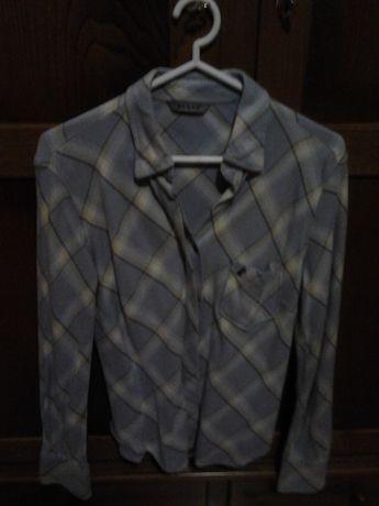 Camisa Xadrez Mulher Rullys e outras Peças