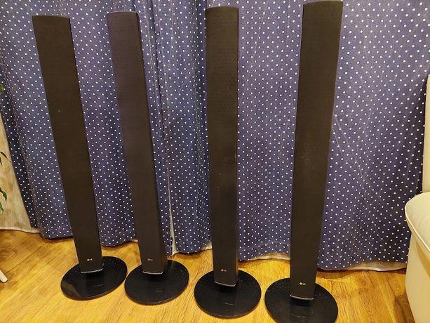 Kolumny, głośniki LG 4 szt.