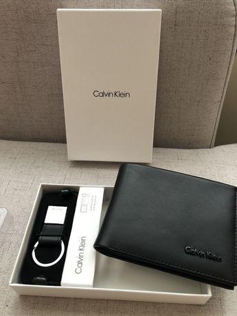 Portfel Calvin Klein + brelok