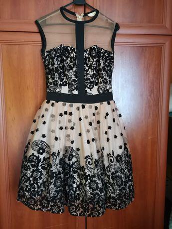 Платье нарядное, вечернее, коктельное