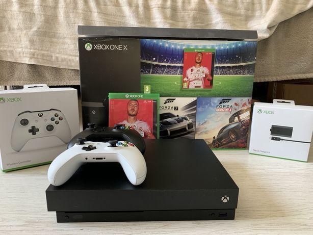 Xbox one x 1tb gwarancja