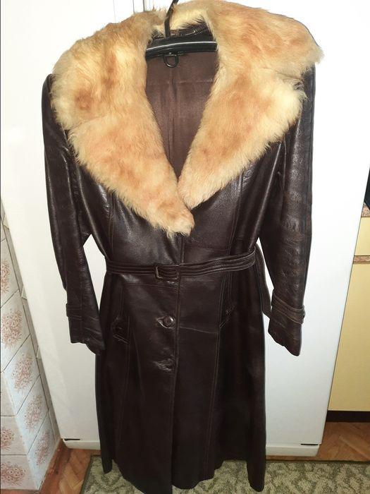 Пальто кожаное,  женское Киев - изображение 1