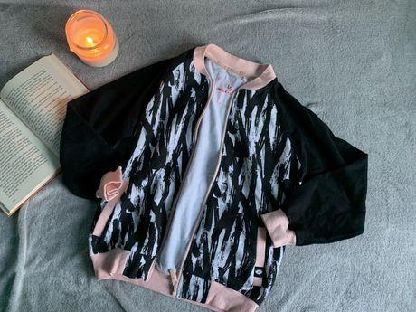 kurtka bluza dziewczeca 146