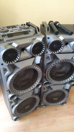Karaoke power audio