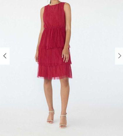Sukienka czerwona mohito