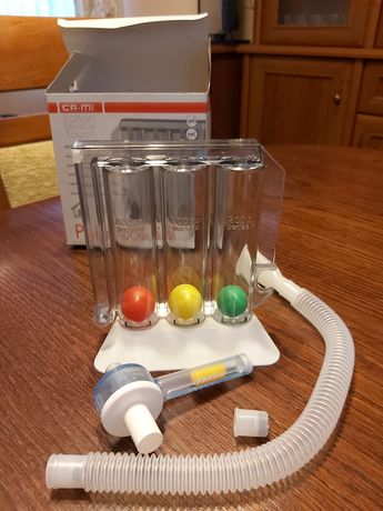 Spirometr do ćwiczeń oddechowych Pulmo-vol  Pulmo Gain