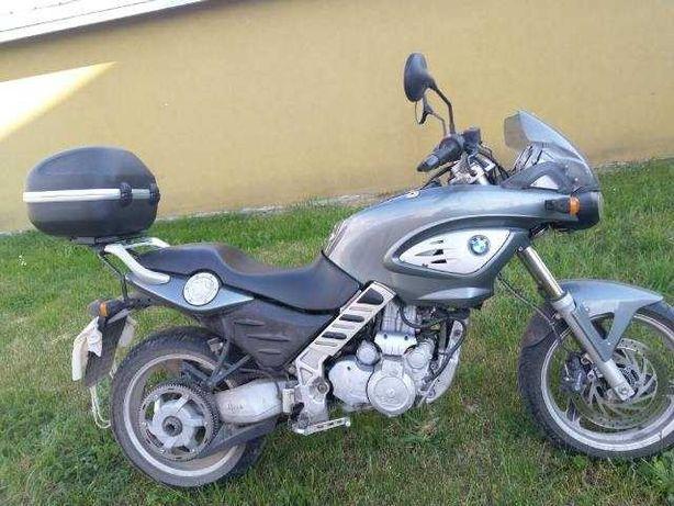 Motocykl BMW CS Skrawel 650