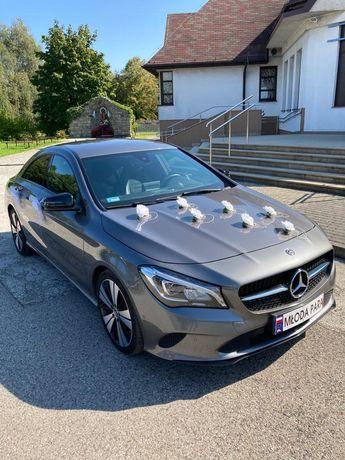 Samochód na wesele/Mercedes CLA