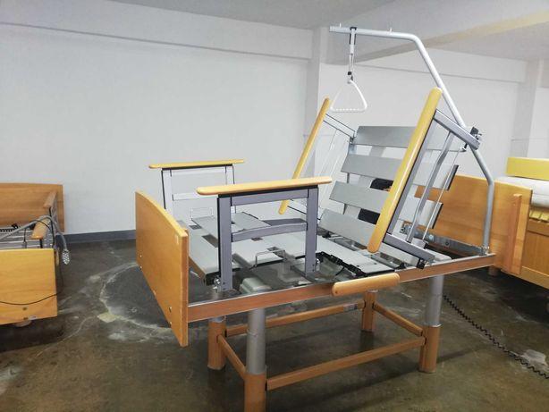 Łóżko ortopedyczne rehabilitacyjne medyczne