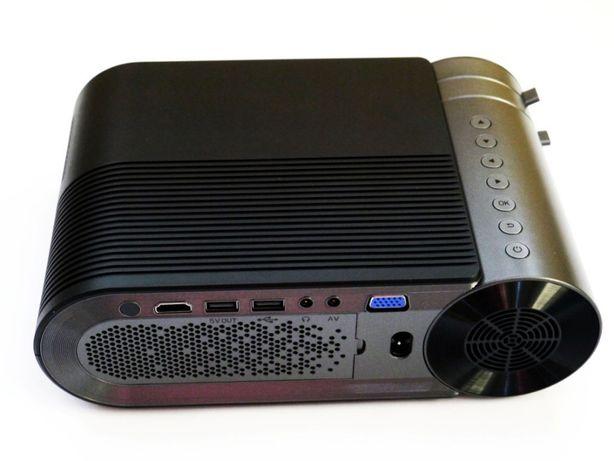Мультимедийный проектор YG550 WiFi со встроенным стерео-динамиком