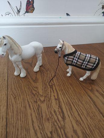 Dwa konie schleich