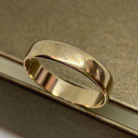 Klasyczna złota obrączka 333 R-22