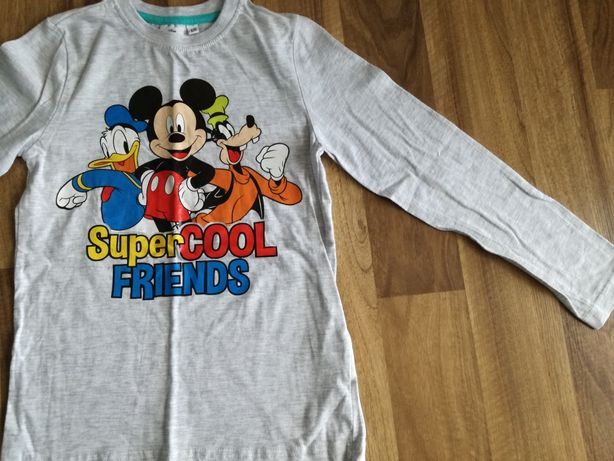 Koszulka disney mickey mouse 128