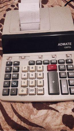 Máquina Calculadora de Rolo