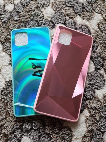 Новый чехол на Samsung note 10 lite