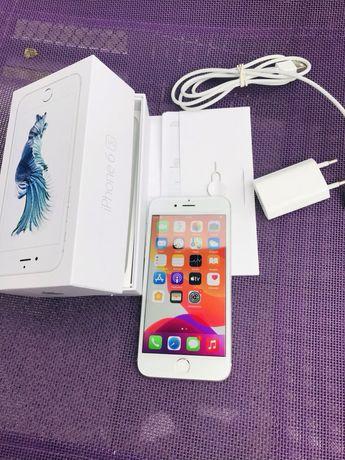 Iphone 6s Silver 32Gb !! z 2019 r.!!