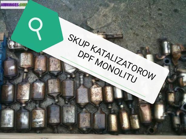 Skup Katalizatorow,DPF Dojazd do klienta, Szybka wycena przez telefon
