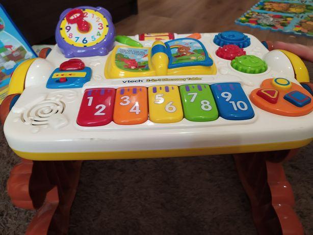 Игровой столик 2-in-1 Discovery Toble