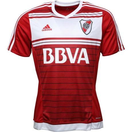 Koszulka piłkarska River Plate Adidas Nowa w folii Oryginalna czerwona
