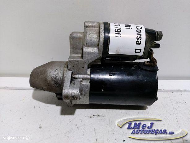 Motor de arranque Usado OPEL/CORSA D (S07)/1.3 CDTI (L08, L68) | 07.06 - REF. 0...