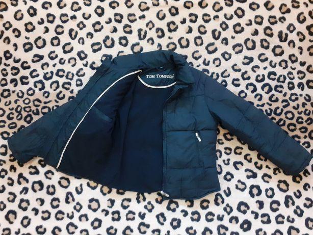 Теплая женская куртка Tom Tompson. оригинал М-L. 46-48 р. Зима.
