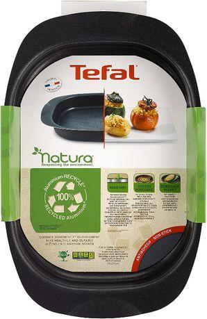 Противень для запекания Tefal Натура 24x36см Франция 100% Антипригарно
