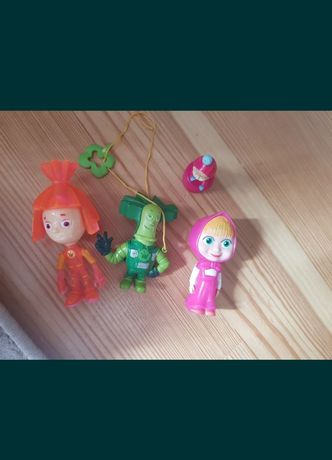 Продам игрушки с мультфильмов