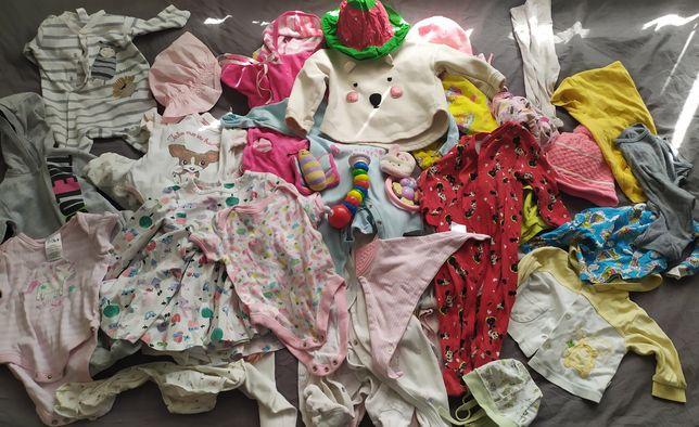 Пакет вещей пакет речей для новорожденных