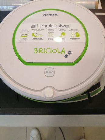 Робот пылесос Ariete Bricola