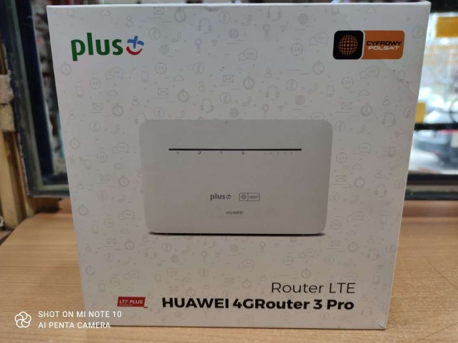 Router Huawei 4G Router 3 Pro B535-232 Lombard Madej sc