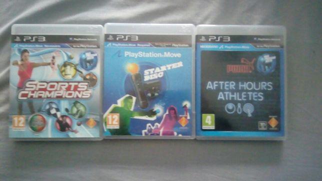 Conjunto 3 jogos 'movimento'