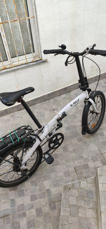 RESERVADO - Bicicleta dobrável B Fold 5