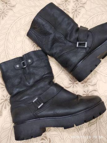 Ботинки  шкіряні кожаные