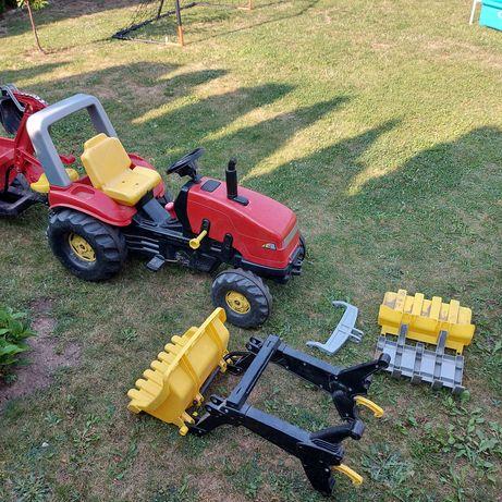 Traktor x trac rolly toys