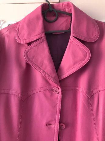 Пальто жіноче під шкіру, Італія
