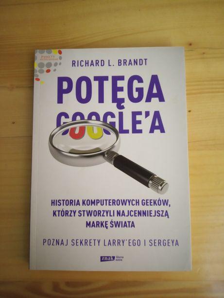 Richard L. Brandt - Potęga google'a
