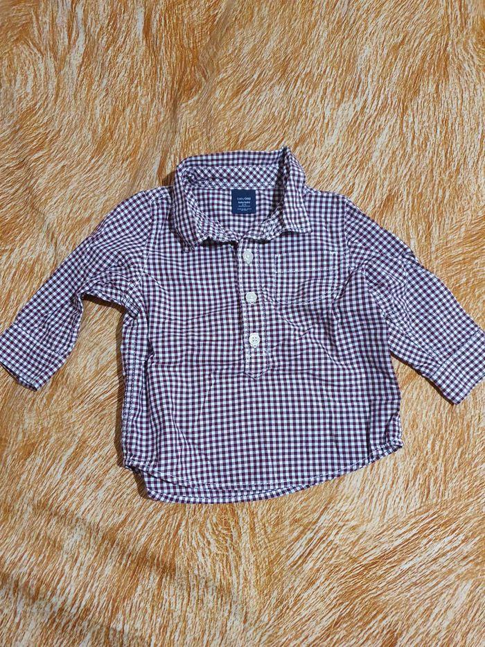 Рубашка детская Gap Днепр - изображение 1