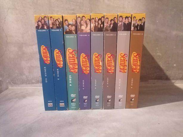 Série Seinfeld completa para coleção!