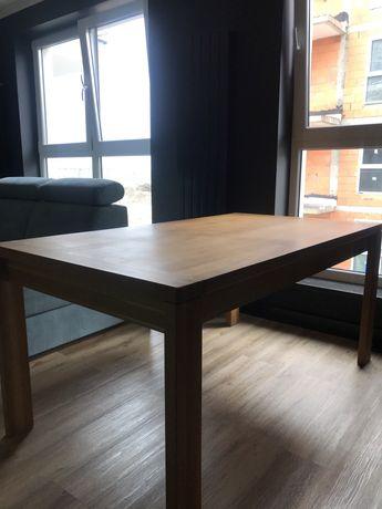 Stół drewniany dębowy ciężki