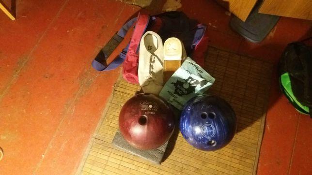 Sport i chobi pilky do bowlingu